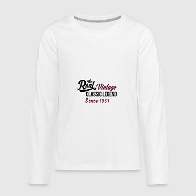 2541614 135367175 1967 - Teenagers' Premium Longsleeve Shirt