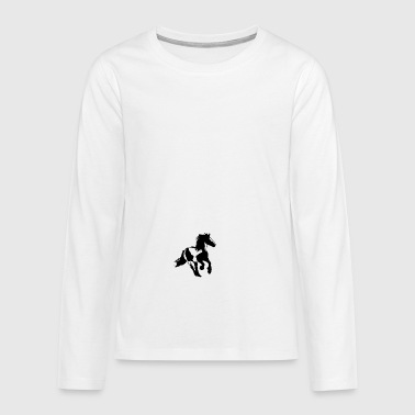 Tinker Galop II - T-shirt manches longues Premium Ado