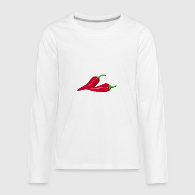 chili - Teenagers' Premium Longsleeve Shirt