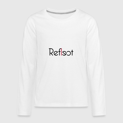 Reflect - Teenager Premium Langarmshirt