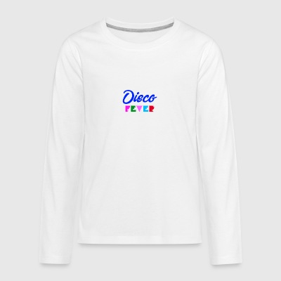 disco Fever - Teenager Premium shirt met lange mouwen