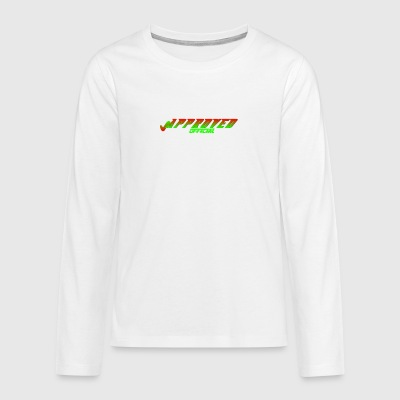 Official Brand Logo for APPROVED Official - Teenagers' Premium Longsleeve Shirt