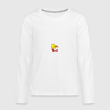 MANGA BUZZ - Teenagers' Premium Longsleeve Shirt