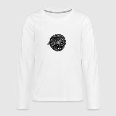 Strange world - Teenagers' Premium Longsleeve Shirt