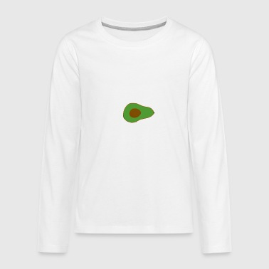 avocado - Teenagers' Premium Longsleeve Shirt
