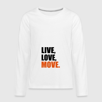 2541614 13914287 move - Teenager Premium shirt met lange mouwen
