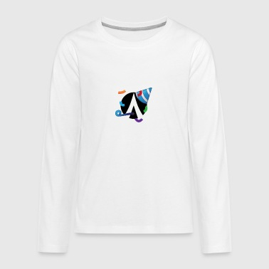 Dentacoin Party - Teenagers' Premium Longsleeve Shirt