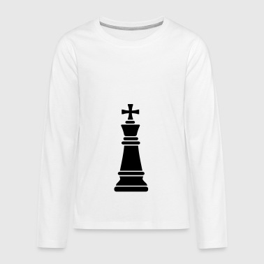 2541614 15944749 chesskoenig - Teenagers' Premium Longsleeve Shirt