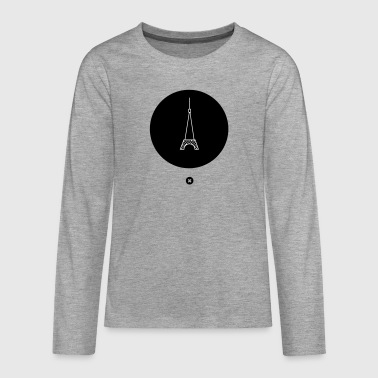 It's Paris, PARIS, Paris! - Teenagers' Premium Longsleeve Shirt