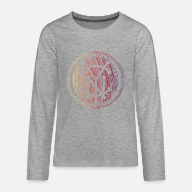 NYC New York City - Teenage Premium Longsleeve Shirt