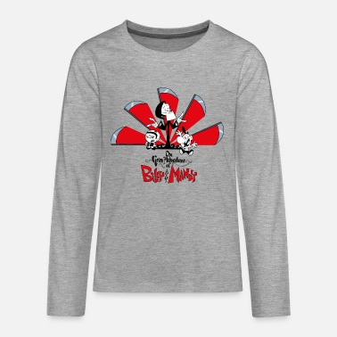 The Grim Adventures of Billy & Mandy - Teenager premium longsleeve