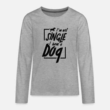 Pet Pet Pet Pet Pet - Teenage Premium Longsleeve Shirt