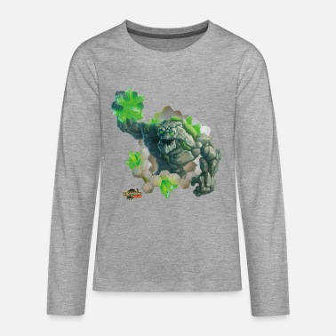 Schleich Eldrador Stone Monster - Teenage Premium Longsleeve Shirt