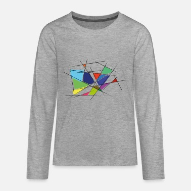 Perspective - Teenage Premium Longsleeve Shirt