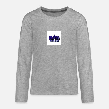 My City My city - Teenage Premium Longsleeve Shirt