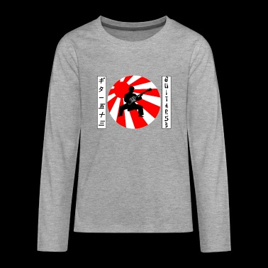 Guitar Dojo - Teenagers' Premium Longsleeve Shirt
