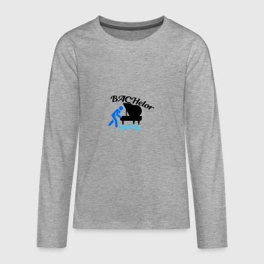 Join our BACHelor party - Teenagers' Premium Longsleeve Shirt