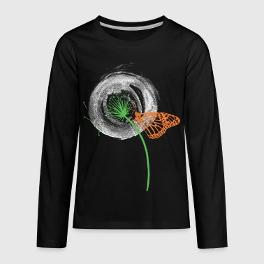 Animal Planet Dandelion - Teenagers' Premium Longsleeve Shirt