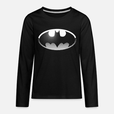 Comics DC Comics Originals Batman Logo - T-shirt manches longues Premium Ado