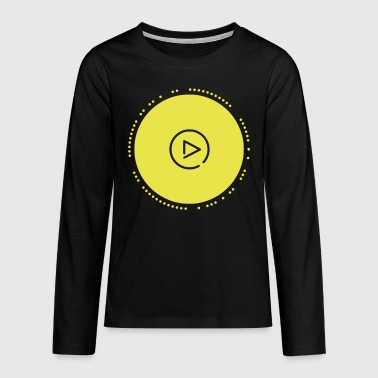 Play - Teenagers' Premium Longsleeve Shirt