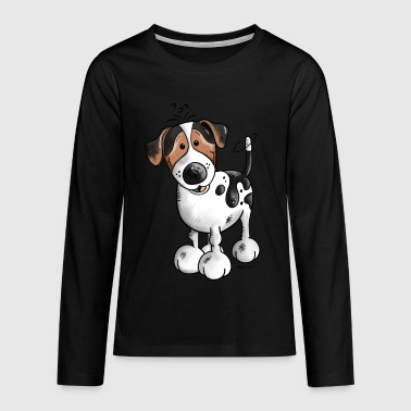 Jack Jack Russell Terrier - T-shirt manches longues Premium Ado