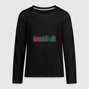 equalizer - Teenagers' Premium Longsleeve Shirt
