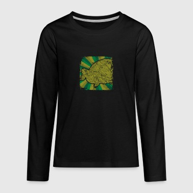 Turtles Animal rights activists - Teenagers' Premium Longsleeve Shirt