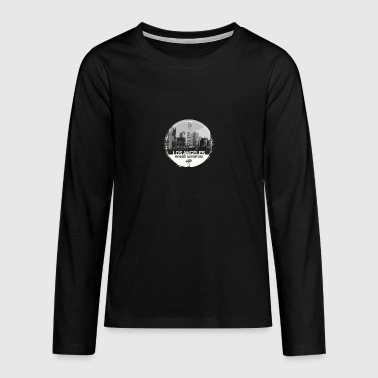 Los Angeles los Angeles - Teenagers' Premium Longsleeve Shirt