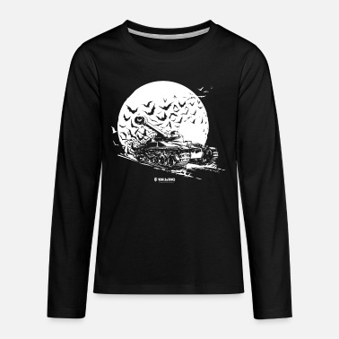 World of Tanks Bats - Teenage Premium Longsleeve Shirt