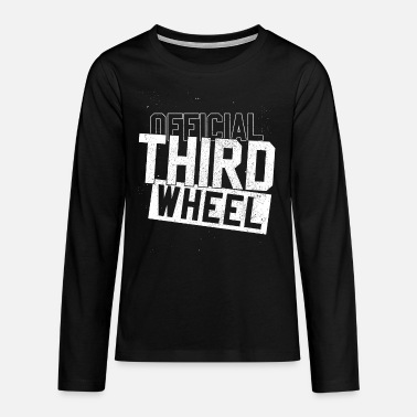 Single single - Teenage Premium Longsleeve Shirt
