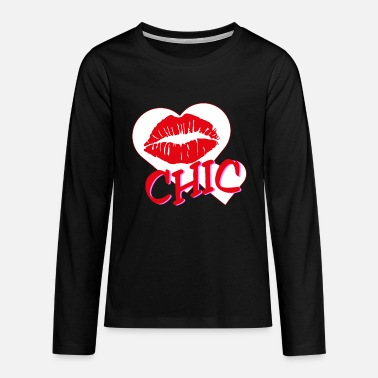 Chic Chic - Teenage Premium Longsleeve Shirt