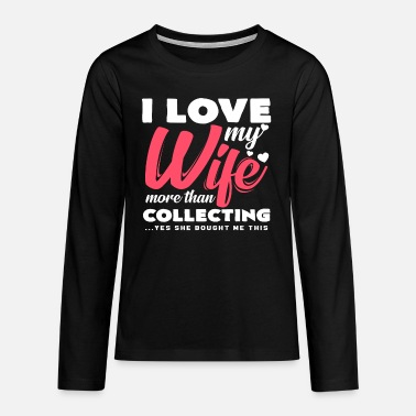 Collections Collecting - Teenage Premium Longsleeve Shirt
