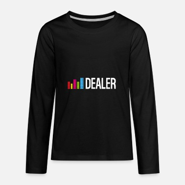 Dealer Dealer - Teenage Premium Longsleeve Shirt