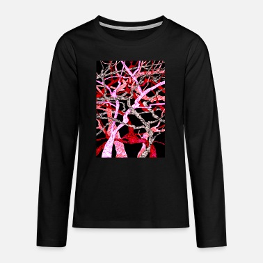 Branches, branches - Teenage Premium Longsleeve Shirt