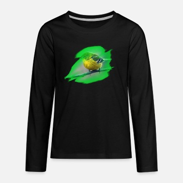 Blackbird blackbird - Teenage Premium Longsleeve Shirt