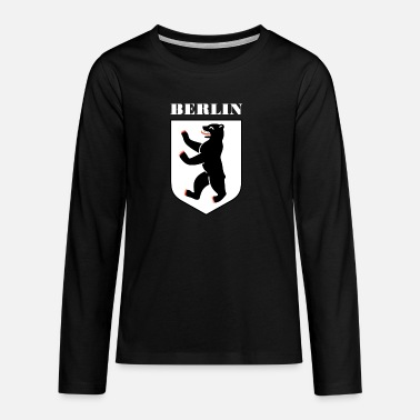 Berlin - Teenage Premium Longsleeve Shirt