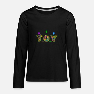 Toy TOY - Teenage Premium Longsleeve Shirt