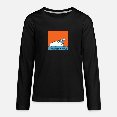 The Deep aquarium in Hull - Teenage Premium Longsleeve Shirt