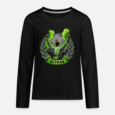 Ultras Ultras - Teenage Premium Longsleeve Shirt
