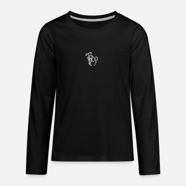 Slim Slim fit - Teenage Premium Longsleeve Shirt