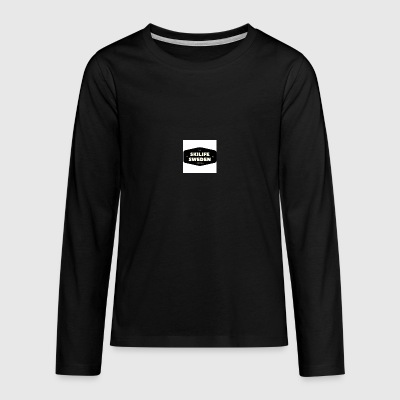 Ski passes 1 - Teenagers' Premium Longsleeve Shirt