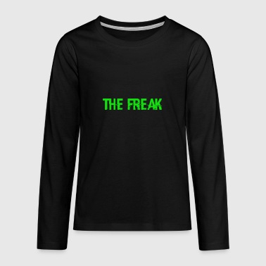 The Freak - Teenagers' Premium Longsleeve Shirt