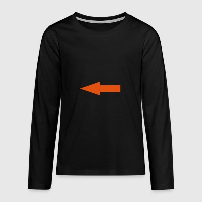 2541614 12624953 arrow - Teenagers' Premium Longsleeve Shirt