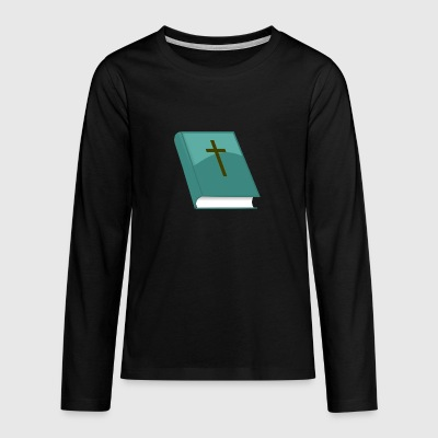 Bible - Teenagers' Premium Longsleeve Shirt