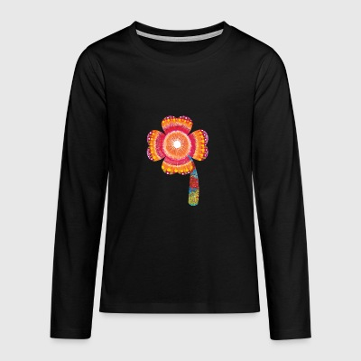 lucky - Teenagers' Premium Longsleeve Shirt