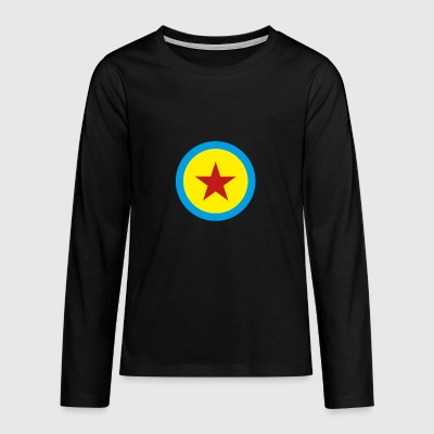 Star ball, Toy Stry - Teenagers' Premium Longsleeve Shirt