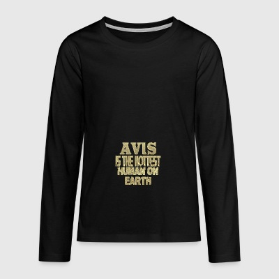 advice - Teenagers' Premium Longsleeve Shirt