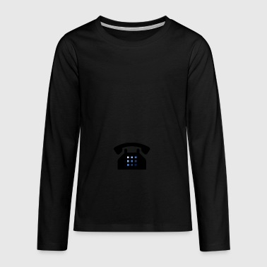 Phone - Teenagers' Premium Longsleeve Shirt