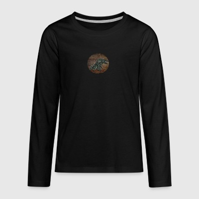 dragon - Teenagers' Premium Longsleeve Shirt