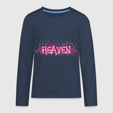 Made In Heaven - T-shirt manches longues Premium Ado